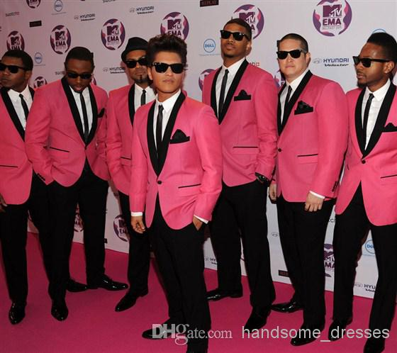 High Quality Pink Tuxedo Jacket Promotion Shop For