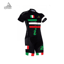 Tour of Italy bicycle clothing Men's Sports triathlon Ropa Ciclismo 2017 Cycling Skinsuit Sports Cycling clothing