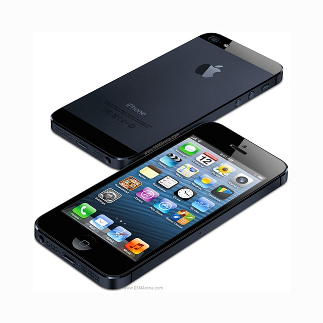 100% unlocked APPLE iPhone 5 Original Cell Phone iOS 8 OS Dual core 1G RAM 16GB 32GB 64GB ROM 4.0 inch 8MP Camera WIFI 3G GPS