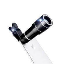 Новый 20 раз мобильный телефон телефото телескоп головка HD внешний объектив камеры зум фокус объектив мобильного телефона