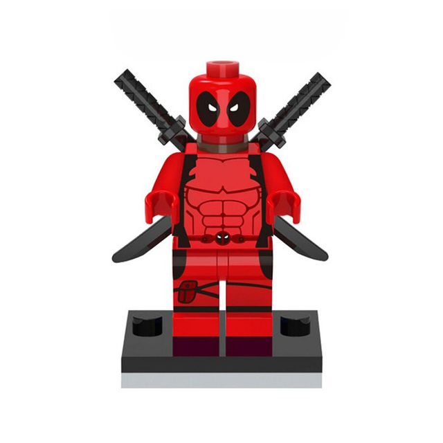 Única Venda de super-heróis de star wars Imperial Morte Trooper modelo de blocos de construção tijolos brinquedos para crianças brinquedos menino X0101-191