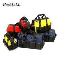 Hoomall Multi Functional Thickened Oxford Cloth Tool Bag Portable Shoulder Diagonal Multi Size Repair Handbag For