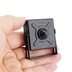 Image 4 - 1080pまたは3MP 48v poe ipcまたはdc 12v ipネットワークカメラ3.7ミリメートルピープホールレンズ小さな金属ケースミニipカメラ