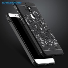 Pro3 AI Phone Bags For LeEco Cool 1 dual Case Silicone Rubber 3D Dragon Heavry Duty Armor For Leeco Le 2 Le2 S3 Max2 Pro 3 Cool1 цена