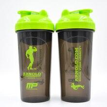 Einfaches leben Fitness protein-pulver schütteln tasse sport wasserflasche 600 ml