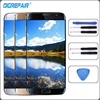 Black Golden Sliver For Samsung Galaxy S7 Edge SM G935F LCD Display Touch Screen Digitizer With