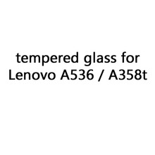 Glossy Lucent Frosted Matte Tempered Glass Protective Film On Screen Protector For Lenovo A536 Lenovo A358t