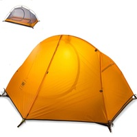 Camping Tent NATUREHIKE Ultralight Tent 1 Person Outdoor Trekking Hiking Waterproof Tourist Tents Single Carpas Barraca