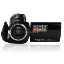 "New DV Cam HD Video Camcorder HD 720P 16MP DVR 2.7"" TFT LCD Screen 16x ZOOM Digital Video Camera"