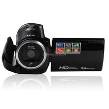 "Nova 16MP DV Cam HD Câmara De Vídeo HD 720 p DVR 2.7 ""Tft LCD 16x ZOOM Digital Video câmera"