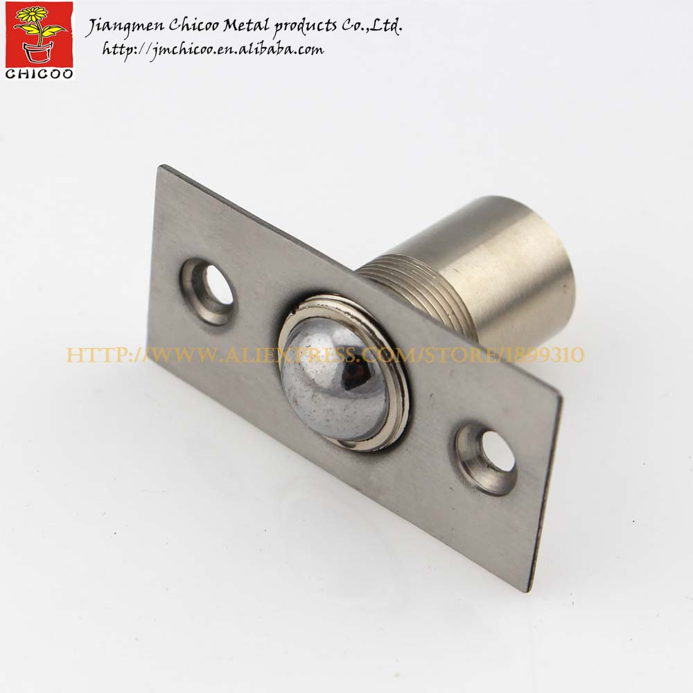 Hi Q Stainless Steel 304 Cylindrical Adjule Door Catches Cabinet Catch Kitchen