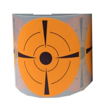Target Stickers |  Targets for Shooting (Qty 250pcs 3) Firearms Highest Quality Adhesive Targerts