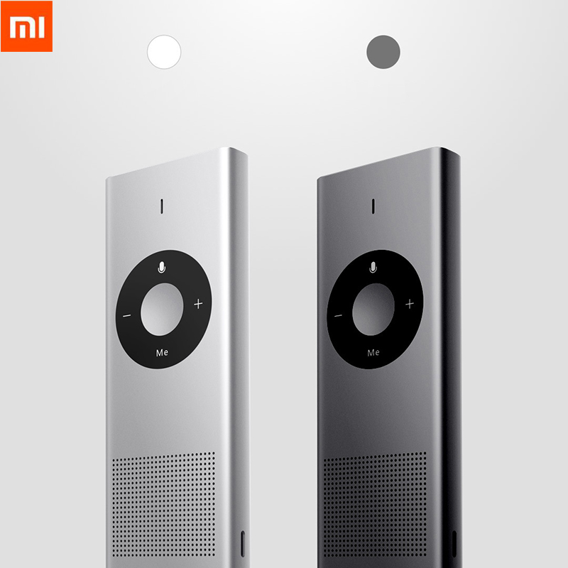 Original Xiaomi Moyu AI Translator 14 Language 7Days Standby 8H Continous Translate Microsoft Translation Engine fo