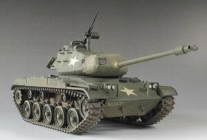 Image 4 - 1:35 modell Gebäude Kits Tank M41 WALKER BULLDOG 35055 Tank Montage DIY