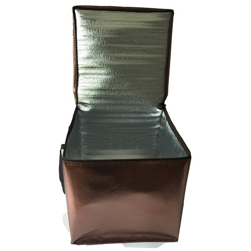 Foldable Large Cooler Bag Portable Big Insulated Bags Waterproof Ice Pack Food Packing Container Thicken Cooler Box Delivery Bag