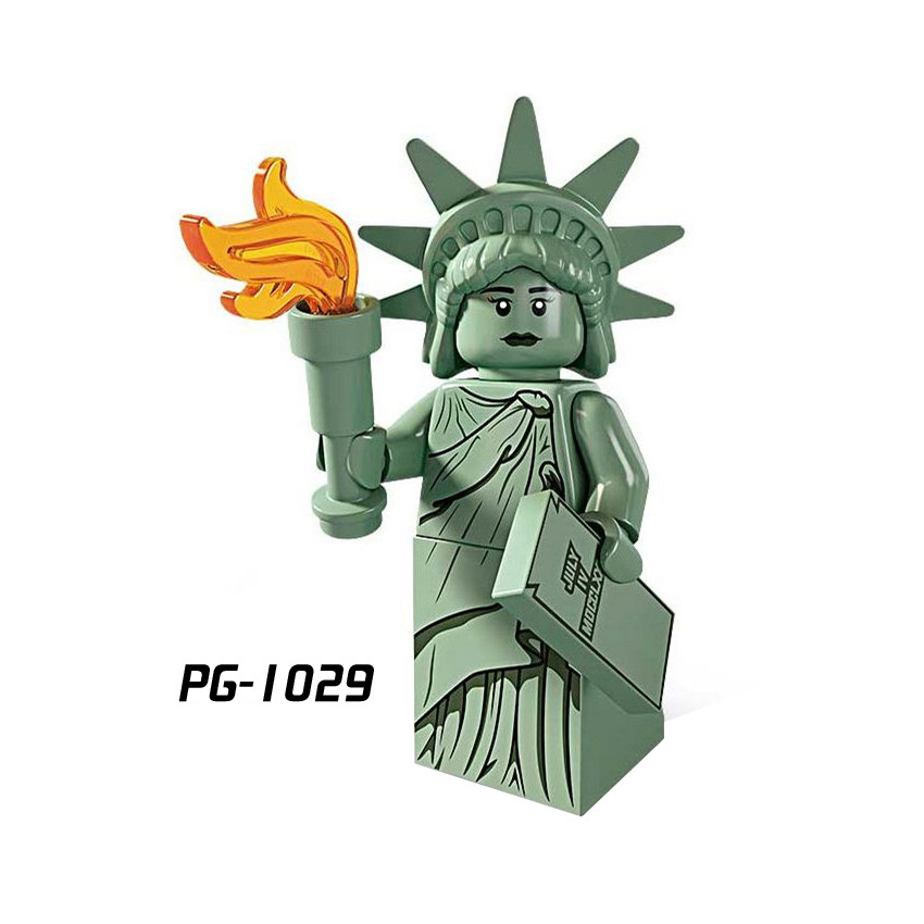 pg-1029 Statue of Liberty