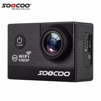SOOCOO C20 1080P HD 2 0 Inch LCD Wireless Sports Action Camera 170 Degrees Wide Angle