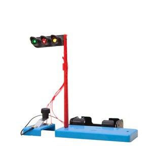Traffic Light Science Learning