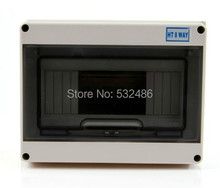 Saipwell IP65 Electrical Distribution Box Waterproof Cover Electrical Box Plastic 195*145*90mm HT-8ways Caixa Eletrica