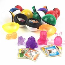 36 Pcs/set Multicolor/Merah Pokeball Kristal Hewan Peliharaan Pokebolas Poke Action Figure Pokeball Pikachu Figure Stiker Permainan Bola Mainan(China)