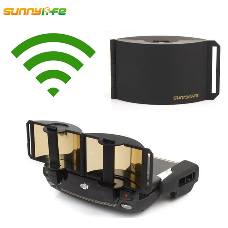 Foldable Signal Enhance Board Antenna Booster For DJI Mavic Pro Controller MA