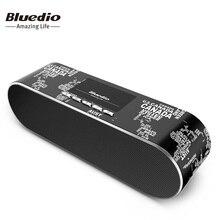 Bluedio AS Мини Bluetooth колонки переносные  с 3D стерео звуковой системой Оригинальные Беспроводные колонки