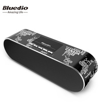 Bluedio New AS Mini WIFI Bluetooth Speaker Portable Wireless Speaker Sound System 3D Stereo Music Surround