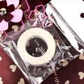 5pcs eyelash extension lint free eye pads white under eye pads for false eyelash patch