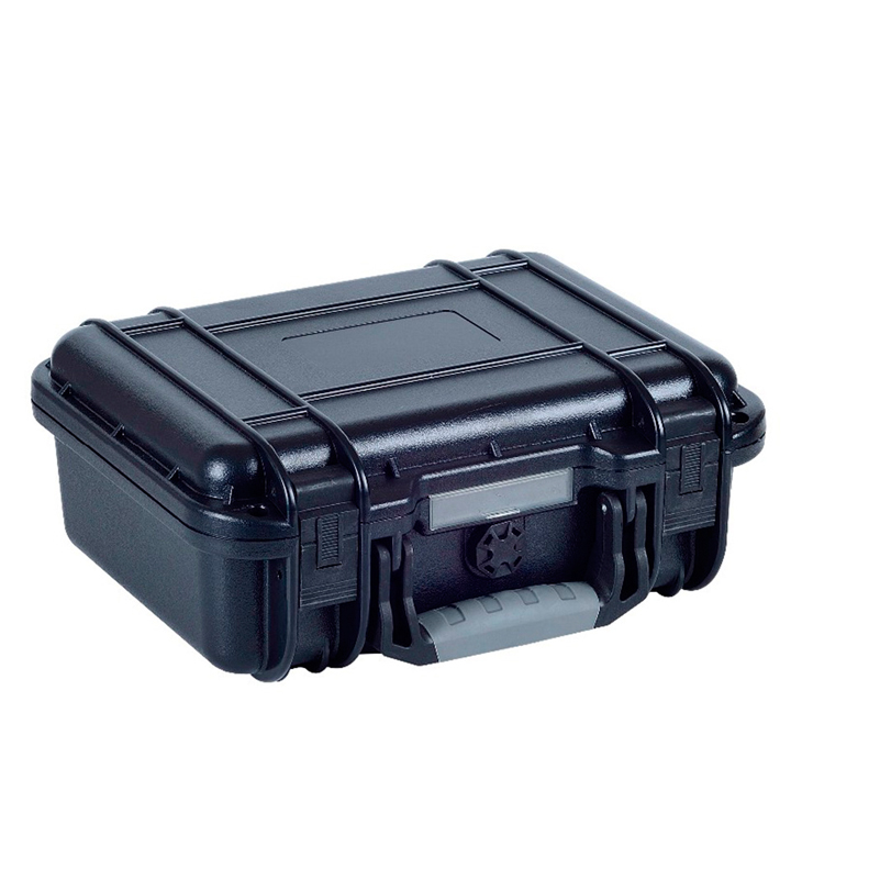 small size SQ9082 IP67 black shockproof dustproof carrying case with die cut foam цена
