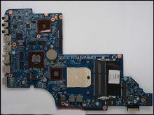 Высокое качество, для ноутбуков HP Материнская плата DV6-6000 650854-001 материнская плата для ноутбука, 100% тестирование 60 дней гарантии