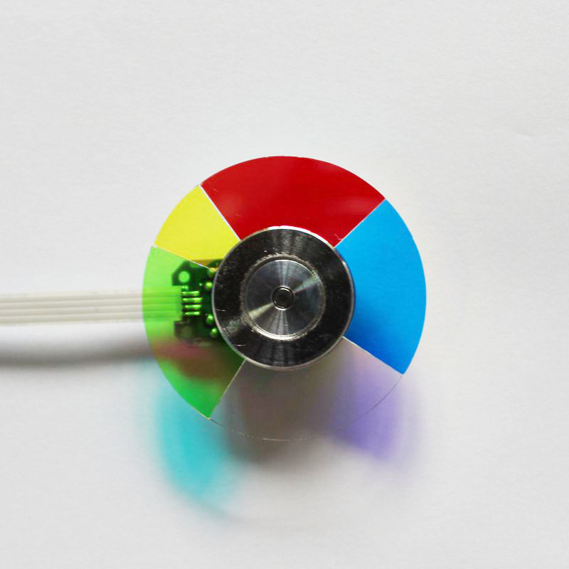 New Projector Color Wheel For OPTOMA DP7250 EP716 DM146 Free Shipping