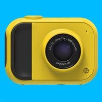 HD 1080P USB 2.0 Kids Toy Portable Digital Mini DSLR Home Fashion Video Travel 2 Inch Screen Camera Gift