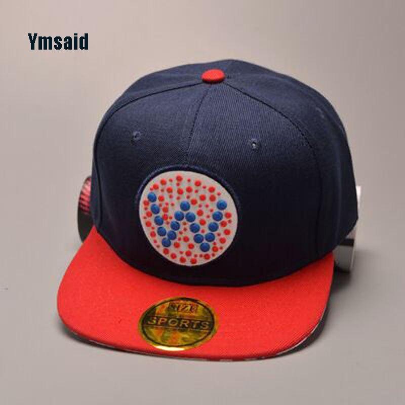 New Cotton Denim Hat Affixed Cloth Letters Casual Fresh Graffiti Hip-hop Baseball Cap Snapback Caps Hats For Woman Men Bone