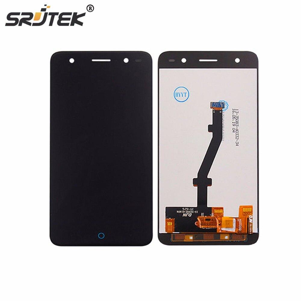 100% Probado Para ZTE Blade V7 Lite LCD Ensamblaje de la Pantalla + Reemplazo de
