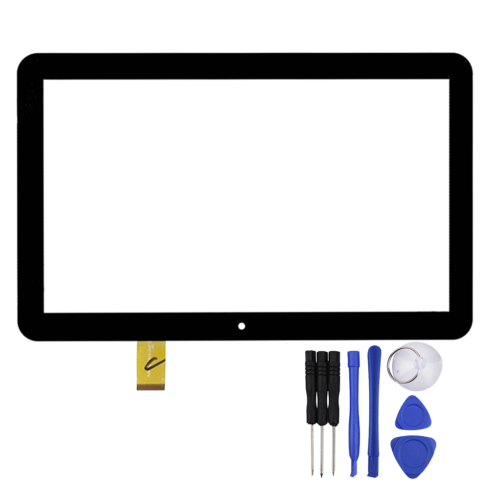10.1 inch Touch Screen for Digma Optima 10.4 3G TT1004PG Tablet Digitizer Sensor Replacement Free Shipping планшет digma optima 10 4 3g tt1004pg