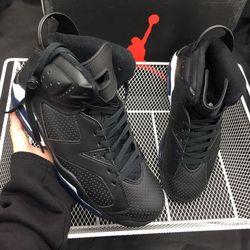 New 2019 Nike Air Jordan 6 Retro UNC Men Basketball Shoes Nike Air Jordan 6 Retro Sneakers Sport Jordan Nike Air Original