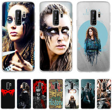 Mobile Phone Case Cover Heda Lexa The 100 TV Show For Samsung Galaxy S7 Edge S8 S9 Plus Cases TPU(China)