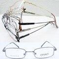 Wholesale unisex 3327 full-rim ultra bendable memory flexible hinge temple Corrective spectacles eyeglasses frame free shipping