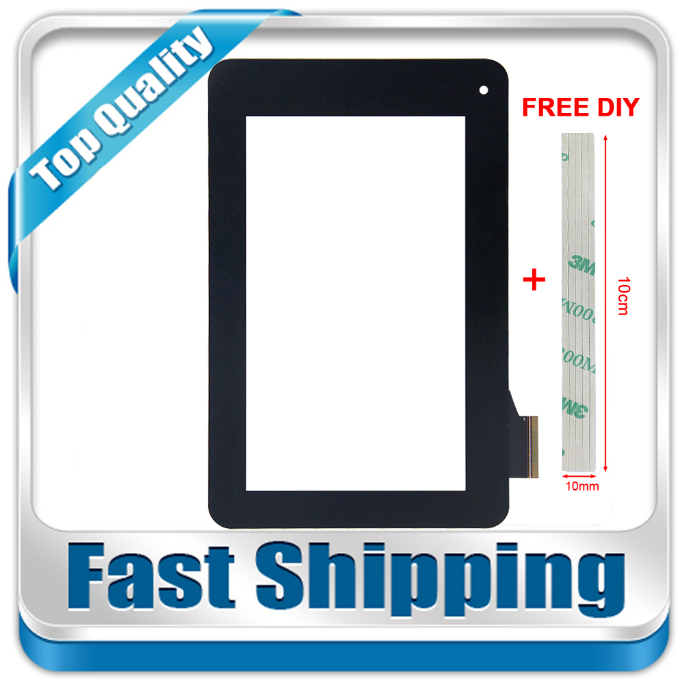 New For Acer Iconia Tab B1-710 B1 710 B1-711 B1 711 Replacement Touch Screen Panel Digitizer Glass 7-inch alangduo original for acer iconia tab a210 a211 10 1 inch tablet touch screen digitizer front panel replacement touchscreen