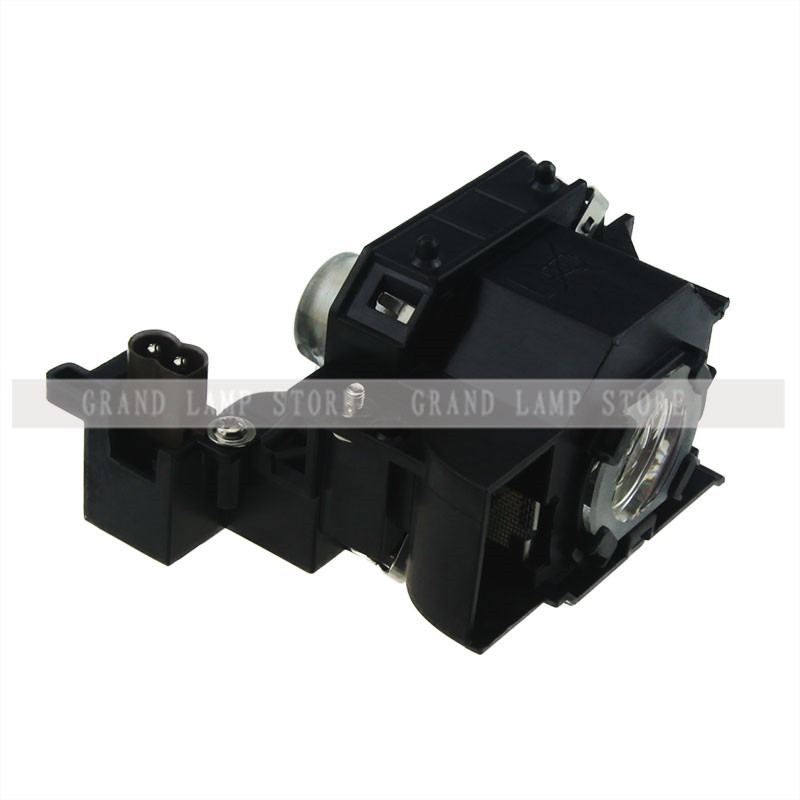 Projector Replacement lamp  ELPLP44 /V13H010L44 FOR EH-DM2 EMP-DM1/MovieMate 50/MovieMate 55  with Housing Happybate elplp44 v13h010l44 compatible projector lamp for epson eh dm2 dm1 moviemate 50 with housing