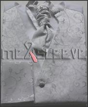 new arrivel free shipping  cotton&polyester bridegroom waistcoat  4pcs