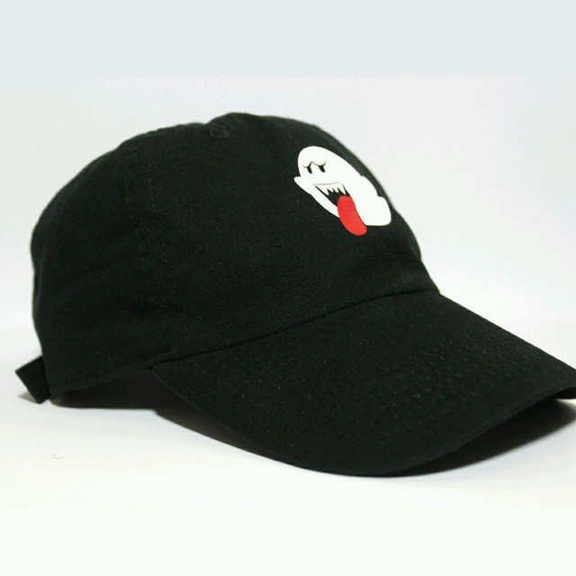 3eaf549126c placeholder Bryson Tiller Hat American Rapper Singer Trapsoul Snapback Hip  Hop Dad Hat Distressed Boo Mario Ghost