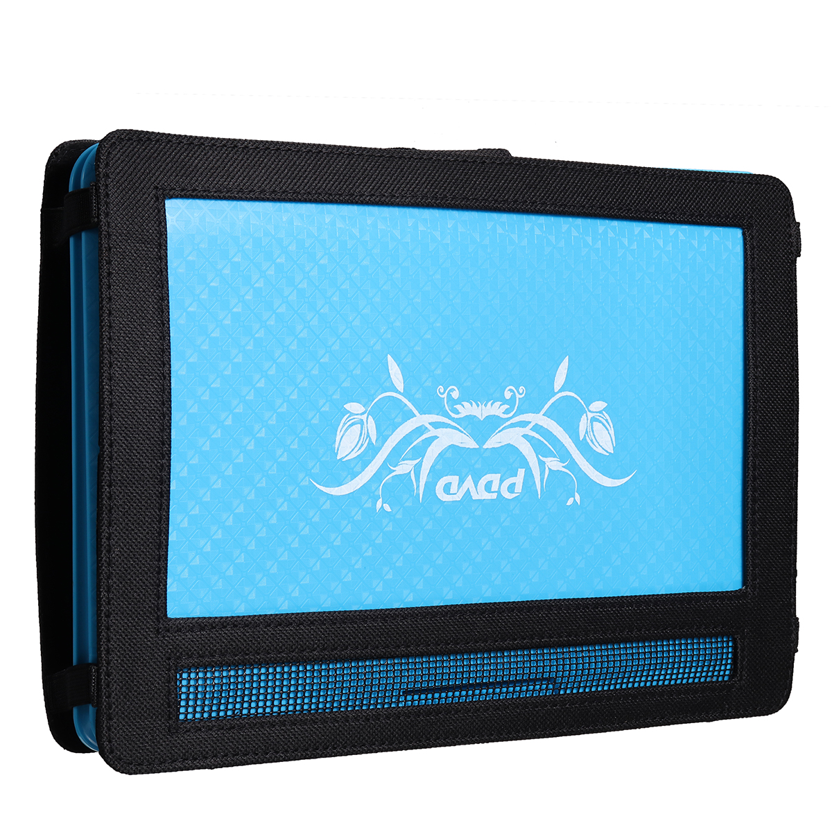 Portable 9.8 inch DVD Player Digital Car Rechargeable Player With ...