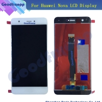 For Huawei Nova LCD Display Digitizer Touch Screen Assembly Nova Phone LCD Replacement Parts For Huawei