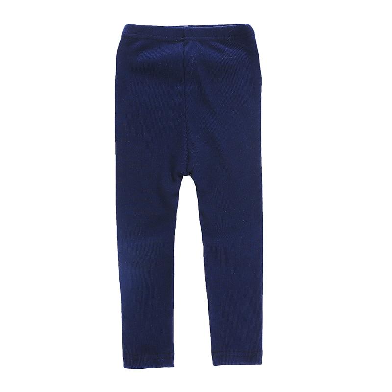2 6y Bayi Celana Bayi Perempuan Pola Padat Celana Legging Anak Lucu Elastis Hangat Celana Jeans Untuk Anak Perempuan Celana Aliexpress