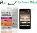 Aierwill Screen Protector For Huawei mate 9 HD Clear Protective Film 9H+2.5D Anti-Explosion For Huawei mate 9 Tempered Glass