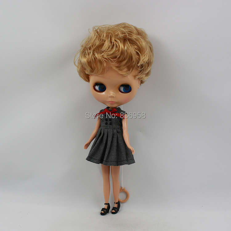 Nude Doll For Series No.70BL3157 BROWN HAIR nude doll for series no 2237 bronze hair
