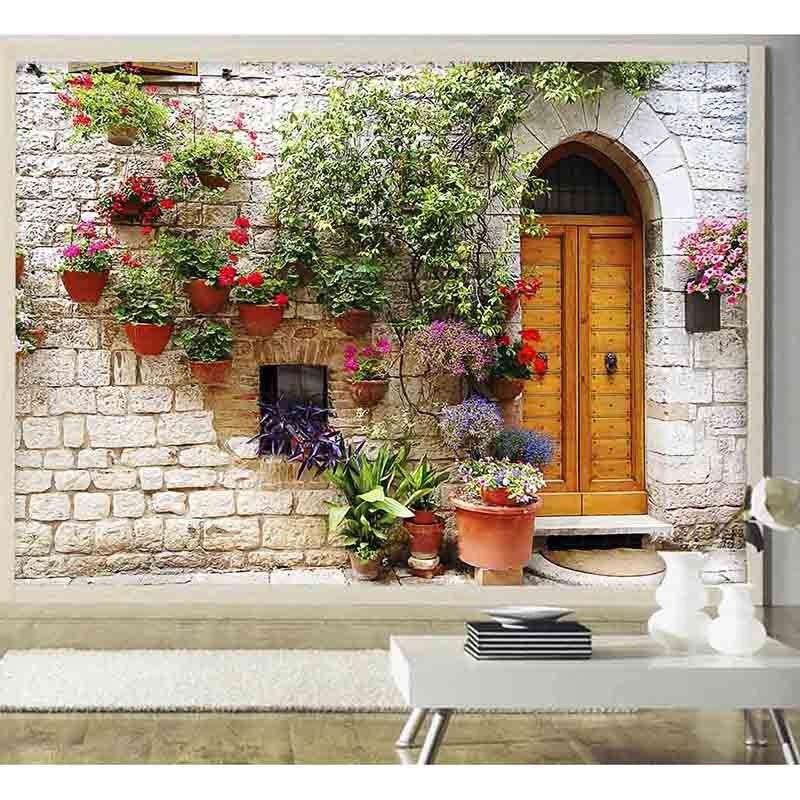 HD 3D Custom Photo DIY Wallpaper Wall Mural Home Decor