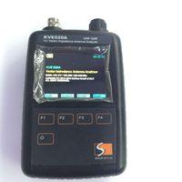 Oppxun новые kve520a VHF/UHF Vu вектор сопротивление Телевизионные антенны анализатор + 5 шт. Адаптеры для сим карт для любительского ham Радио s вектор Р