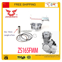 zongshen 250cc air cooled engine Piston kit cb250 JCL sunl ATOMIK KAYO dirt pit bike motorcycle accessories free shipping